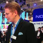 Edvard Bergström, Nokia