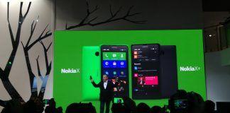 Stephen Elop præsenterer Nokia X