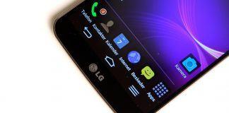 LG G Flex, smartphone