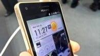 WEB-TV: Ascend G6 er en prisbillig 4G-smartphone, som ligner en dyrere model.