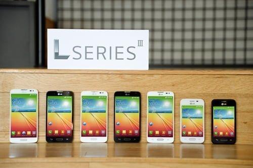 LG L Series III (Foto: LG)