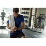 Samsung Galaxy S5 og Gear Fit (Foto: Samsung) miljø billede