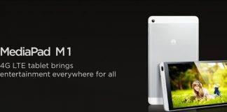 MediaPad M1