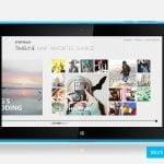 Nokia Lumia 2520 (Foto: Nokia)