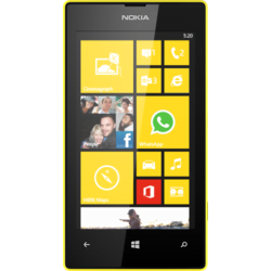 Den mest solgte Windows Phone telefon - Nokia Lumia 520 (Foto: Nokia)