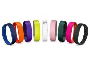 Sony SmartBand rem i alle farver (Foto: Sony)