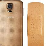 Samsung Galaxy S5 Band Aid