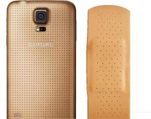 Samsung Galaxy S5 Band Aid