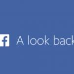Facebook - A Look Back