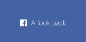 Facebook - A Look Back