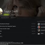Lækkede billeder af nye Spotify-design