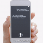 Huawei teaser for MWC 2014