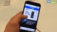 WEB-TV: Nu er den her, fristes man til at sige. Den længe ventede topmodel fra Samsung. Vi har kigget nærmere på den.