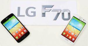 LG F70 (Foto: LG)
