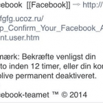Advarsel på Facebook (Kilde: Dagens.dk)