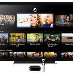 Svenske TV4 på Apple TV