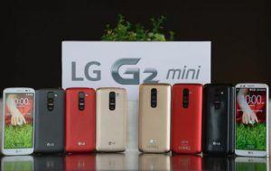 LG G2 mini (Foto: LG)