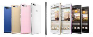 Huawei Ascend G6 (Foto: Huawei)