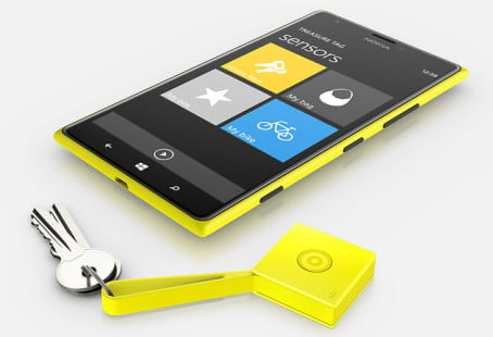 Nokia Treasure Tag (Foto: Nokia)