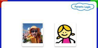 Screenshots fra applikationen Tocomail