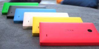 Nokia X-familien (Foto: Nokia Conversations)