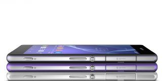 Sony Xperia Z2 (Foto: Sony)