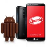 LG G2 får Android 4.4.2 KitKat