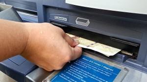 Bank, betaling, penge
