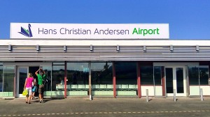 Fly Ferie Lufthavn Odense Airport roaming