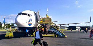 Fly Ferie Lufthavn Odense Airport roaming