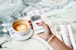 Betal din kaffe vha. Paii og Zerved (Foto: Zerved)