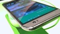 WEB-TV: Se HTC One M8 sammen med forgængeren oplev den nye tæt på og se hvordan HTC Dot Case fungerer.