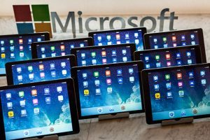 Microsoft klar med Office til iPad