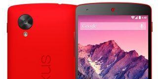 Google Nexus 5 by LG (Foto: LG)