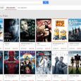 Google Play Store Movies
