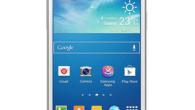 Samsung har diskret afsløret en ny version af den tidligere topmodel Galaxy S III – nemlig Galaxy S3 Slim.