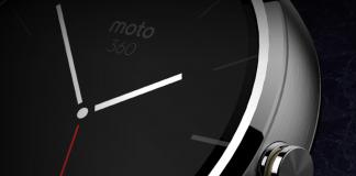 Motorola Moto 360 (Foto: Motorola)