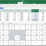 Office for iPad - Microsoft Excel