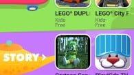 """Den nye topmodel fra Samsung kommer med en særlig """"Kids Store"""", der er en applikations butik for børn og barnlige sjæle."""
