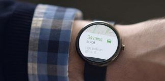 Android Wear wearable