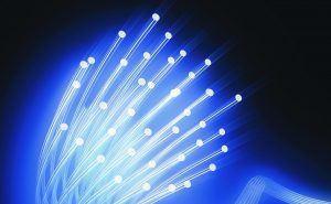 Data fiber internet