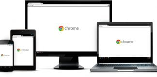 Google Chrome Beta browser