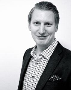 Edvard Bergström Nokia