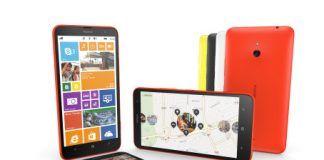 Nokia Lumia 1320 (Foto: Nokia)