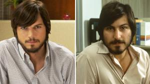 """Ashton Kutcher i rollen som Steve Jobs i filmen """"Jobs"""""""