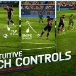 Screenshots fra FIFA 14 til Android
