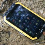 7 tommer RugPad tablet (Foto: RugGear)