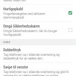 HTC One M8 screenshot