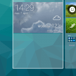 Samsung Galaxy S5 screenshot