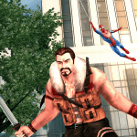 Screenshots fra applikationen The Amazing Spider-Man 2